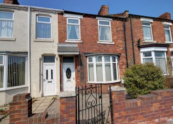 Thumbnail 2 bed terraced house for sale in Electric Crescent, Houghton Le Spring
