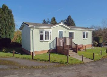 Thumbnail 1 bed mobile/park home for sale in Baddesley Road, North Baddesley, Southampton