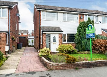 Thumbnail 3 bed semi-detached house for sale in Trinity Crescent, Worsley, Manchester, Greater Manchester