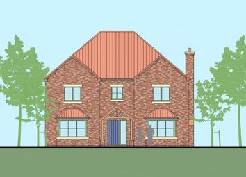 Thumbnail 4 bed detached house for sale in Plot 34, Stickney Meadows, Stickney
