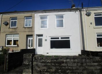 Thumbnail 3 bed terraced house for sale in Prospect Place, Ystalyfera, Swansea.