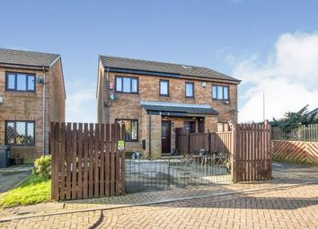 Thumbnail 2 bed semi-detached house for sale in Rose Heath, Halifax, West Yorkshire