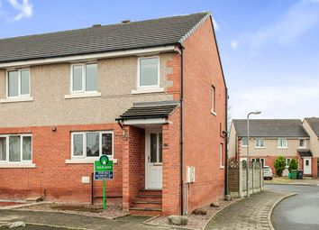 Thumbnail 3 bed terraced house for sale in Almery Drive, Carlisle