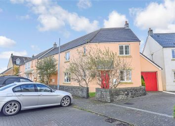 Thumbnail 4 bed link-detached house for sale in Weeks Rise, Camelford