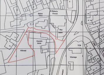 Land for sale in Duke Street, St. Blazey, Par PL24