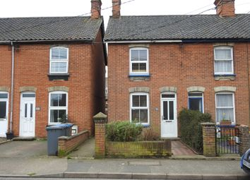Thumbnail 3 bedroom end terrace house to rent in Kings Road, Leiston, Suffolk