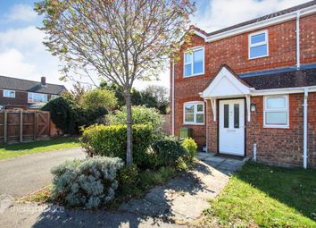 Thumbnail 2 bed semi-detached house to rent in Lincolnshire Close, Bletchley, Milton Keynes