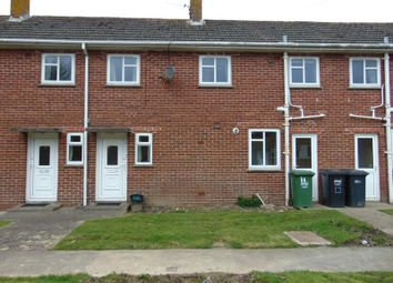 Thumbnail 2 bed terraced house to rent in Yeo Road, Chivenor, Barnstaple