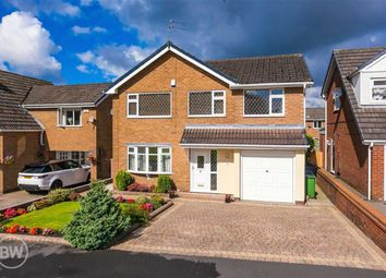 Thumbnail 4 bed detached house for sale in Acresfield, Astley, Tyldesley, Manchester