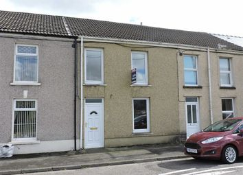 Thumbnail 3 bedroom terraced house for sale in Lon Hir, Alltwen, Pontardawe, Swansea