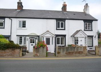 Thumbnail 2 bedroom terraced house to rent in High Street, Gresford, Wrexham