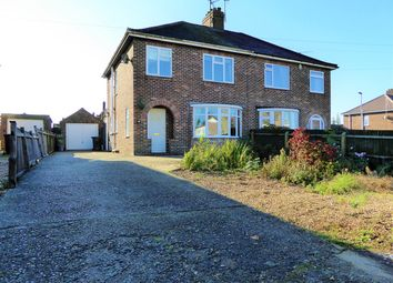 Thumbnail 3 bed semi-detached house for sale in St Peters Road, West Lynn, King's Lynn