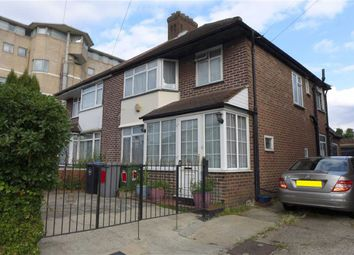 Thumbnail 3 bed semi-detached house for sale in Stag Lane, Edgware, Middlesex
