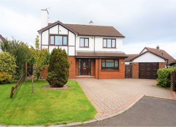 Thumbnail 4 bed detached house for sale in Oaklands Way, Newtownabbey