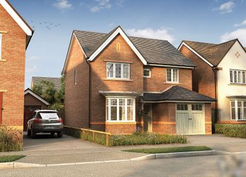 """Thumbnail 4 bed detached house for sale in """"The Lydgate"""" at Omega Boulevard, Warrington"""