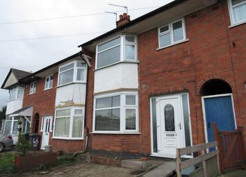 Thumbnail 3 bed town house for sale in Devonshire Road, Leicester