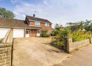 Thumbnail 3 bed link-detached house for sale in Chantry Lane, Necton, Swaffham