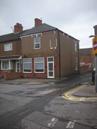 Thumbnail 3 bedroom end terrace house to rent in Convamore Road, Grimsby
