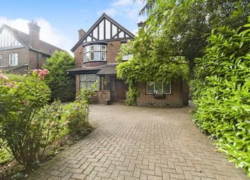 Thumbnail 4 bed detached house for sale in Brighton Road, Purley, Surrey