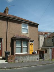 Thumbnail 2 bed end terrace house to rent in Gloucester Street, Eastville