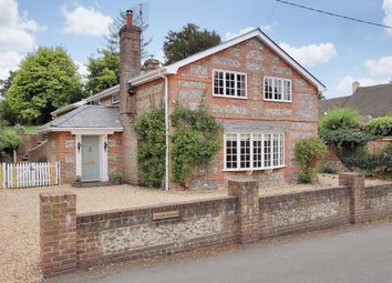 Thumbnail 5 bed detached house to rent in Abbotts Ann, Andover