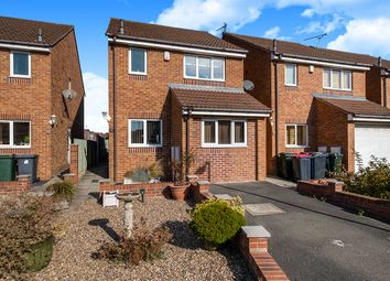 Thumbnail 3 bed detached house for sale in Kieran Close, Dinnington, Sheffield, South Yorkshire