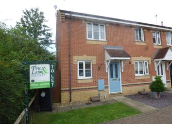 Thumbnail 2 bedroom terraced house to rent in Turnstone Way, Stanground