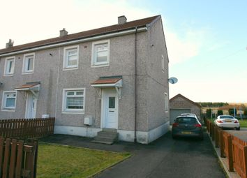 Thumbnail 2 bed end terrace house for sale in 71 Bute Cres, Shotts