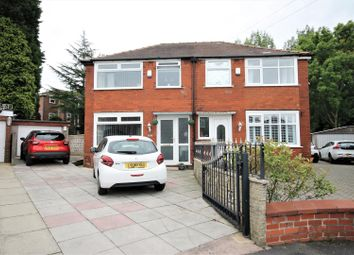 3 bed semi-detached house for sale in Trevor Road, Eccles, Manchester M30