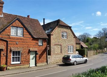 Thumbnail 2 bed semi-detached house for sale in The Street, Shackleford, Godalming, Surrey