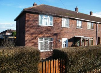Thumbnail 3 bedroom semi-detached house to rent in Tennyson Close, Hereford