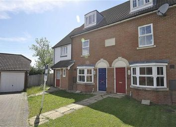 Thumbnail 3 bed terraced house for sale in Barley Way, Kingsnorth, Ashford