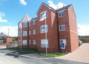 Thumbnail 1 bedroom flat to rent in The Birches, Reeds Close, Farnworth