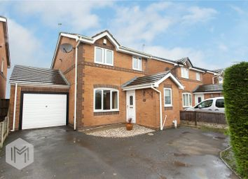 Thumbnail 4 bed detached house for sale in Bolton Road, Bamfurlong, Wigan, Greater Manchester