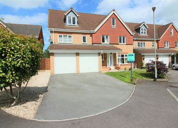 Thumbnail 7 bed detached house for sale in Windsor Close, Cullompton