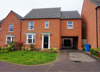 Thumbnail 4 bed detached house for sale in Eagle Way, Mansfield