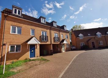 Thumbnail 4 bed terraced house for sale in Camelia Close, Hethersett, Norwich