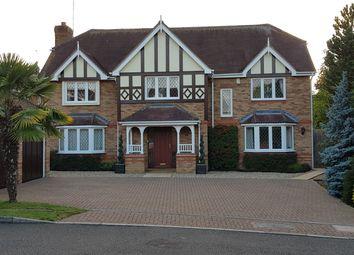 5 bed detached house for sale in Great Groves, Goff's Oak, Waltham Cross EN7