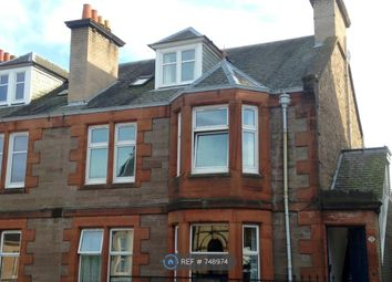 Thumbnail 4 bed flat to rent in Abbot Street, Perth
