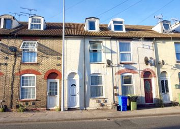 Thumbnail 3 bed terraced house for sale in St. Pauls Street, Sittingbourne