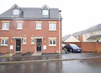 Thumbnail 4 bed semi-detached house for sale in Parc Panteg, Griffithstown, Pontypool