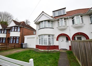 5 bed semi-detached house for sale in Chestnut Grove, Wembley, Middlesex HA0