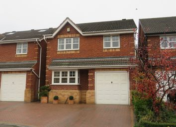 Thumbnail 3 bed detached house for sale in Spooner Drive, Killamarsh, Sheffield