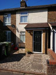 Thumbnail 2 bed terraced house to rent in Bedford Street, Watford