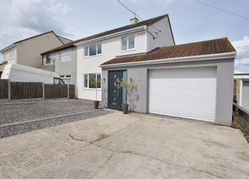 Thumbnail 3 bedroom semi-detached house for sale in Church Road, Whitchurch, Bristol