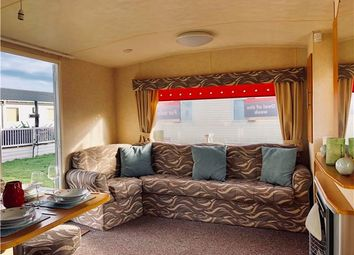 Thumbnail 3 bed property for sale in California Cliffs Holiday Park, Scratby, Great Yarmouth, Norfolk