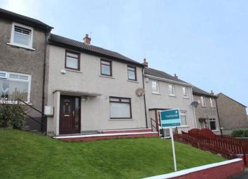 Thumbnail 3 bed terraced house for sale in Langcraigs Drive, Paisley, Renfrewshire