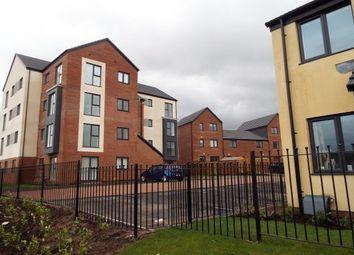Thumbnail 2 bedroom flat to rent in Ffordd Y Mileniwm, Barry