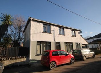 Thumbnail 1 bed flat to rent in Town End, Browns Hill, Penryn