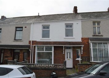 Thumbnail 3 bed terraced house for sale in Walters Street, Swansea